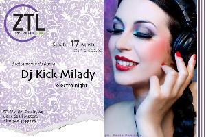 Dj Kick Milady - 17 agosto 2013 - Matera