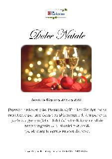 Dolce Natale - 14 dicembre 2013 - Matera