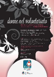 Donne nel Volontariato - Storie, valori e ruoli in rosa: una questione di pari opportunità - 20 gennaio 2013 - Matera