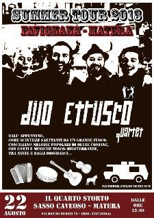 Duo Etrusco - 22 agosto2013 - Matera