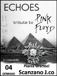 ECHOES - Pink Floyd tribute band - 4 gennaio 2013 - Matera