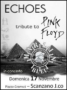 Echoes Pink Floyd - 17 novembre 2013 - Matera
