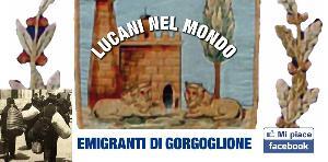 Emigranti di Gorgolione  - Matera