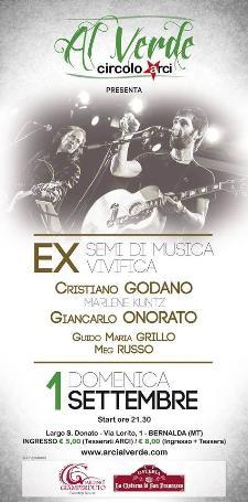 EX- semi di musica vivifica - 1 settembre 2013 - Matera