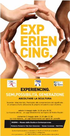 Experiencing: Semi, Possibilità, Generazione  - Matera