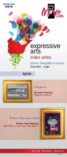 Expressive Arts con Giuseppe Cerabona e Michele Fabio Bisignano  - Matera