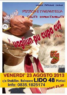 Festa al Lido 48  - 23 agosto 2013 - Matera