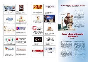 Festa in onore di S.Antonio di Padova - 13 giugno 2013 - Matera
