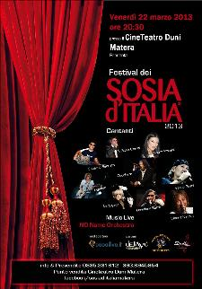 Festival dei Sosia d'Italia a Matera - 22 marzo 2013 - Matera