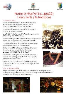 Fiera e Festa col...Bacco  - Matera