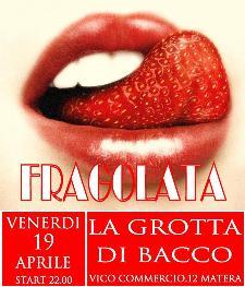 Fragolata - 19 aprile 2013 - Matera