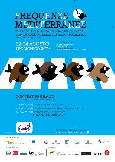 FREQUENZE MEDITERRANEE 2013  - Matera