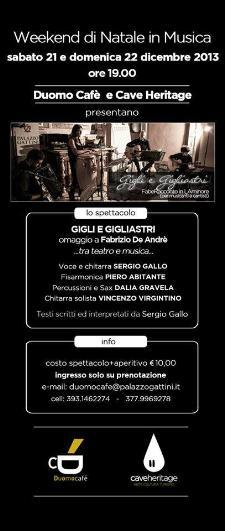 Gigli e Gigliastri in concerto  - Matera
