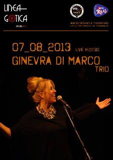 Ginevra Di Marco Trio - 7 agosto 2013  - Matera