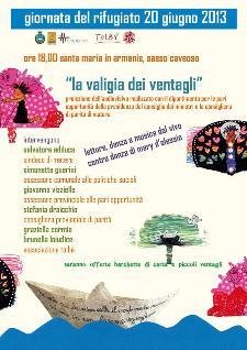 Giornata del Rifiugiato - 20 giugno 2013 - Matera