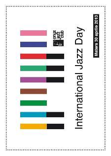 Giornata Internazionale UNESCO del Jazz  - Matera