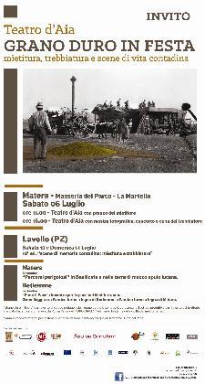 Grano Duro in Festa - 6 luglio 2013 - Matera
