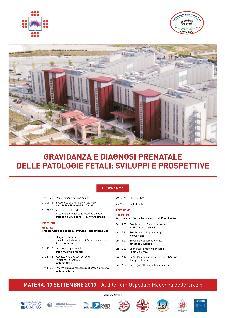 Gravidanza e diagnosi prenatale delle patologie fetali: sviluppi e prospettive - 13 settembre 2013 - Matera