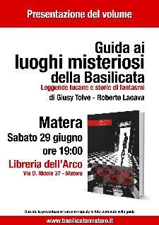 Guida ai luoghi misteriosi della Basilicata - Leggende lucane e storie di fantasmi  - Matera