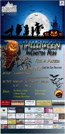 Halloween - Inchiostro Nero - 31 ottobre 2013 - Matera