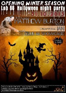 Halloween Night - 31 ottobre 2013 - Matera