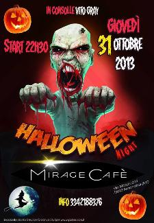 Halloween Night - 31 ottobre 2013 - Matera