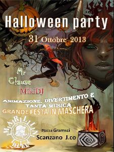 Halloween Party - 31 ottobre 2013 - Matera