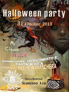 Halloween Party - 31 ottobre 2013 - Matera