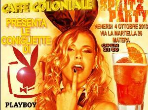 Happy hour spriz - 4 ottobre 2013 - Matera
