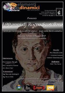 I 90 anni di Rocco Scotellaro - 4 maggio 2013 - Matera