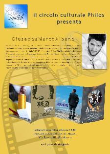 I cortometraggi del regista Giuseppe Marco Albano - 2 novembre 2013 - Matera