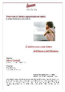 I giovani e l'epoca delle passioni tristi - 20 maggio 2013 - Matera