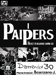 I Paipers - 30 giugno 2013 - Matera