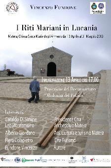 I Riti Mariani in Lucania - Matera