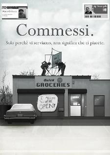 Commessi live - Luigi Scarangella & Marco Di Lecce - Matera