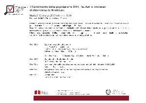Il Censimento della Popolazione 2011, risultati e processo di rilevazione in Basilicata - Matera