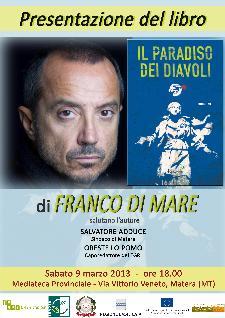 Il Paradiso dei Diavoli - 9 marzo 2013 - Matera