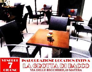 Inaugurazione Summer Location - 7 giugno 2013 - Matera