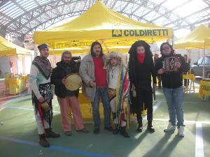 Intrattenimento di  Carnevale organizzato da Coldiretti - Matera