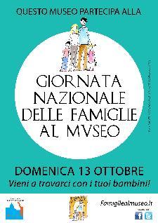 I° Giornata nazionale delle Famiglie al Museo - 13 ottobre 2013 - Matera