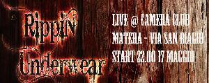 ippin' Underwear Live - 19 maggio 2013 - Matera