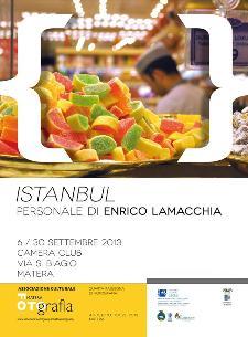 ISTANBUL - MateraFotografia 2013  - Matera