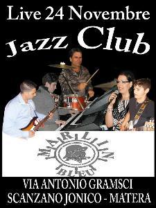 Jazz Club - 24 novembre 2013 - Matera