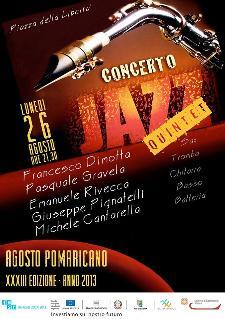 Jazz Quintet - 26 agosto 2013 - Matera