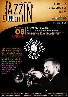 Jazzin Marlin - Stepko Gut Quartet - 8 settembre 2013 - Matera