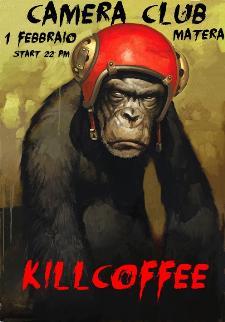 Killcoffee live - 1 febbraio 2013 - Matera