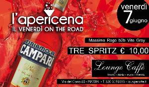 L'Apericena - Tiriamo a Campari - 7 giugno 2013 - Matera