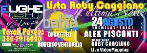 L'ultima Notte - Eughe Night & Bahia - 24 agosto 2013 - Matera
