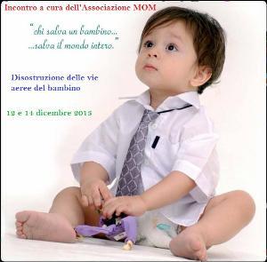 La Disostruzione delle Vie Aeree del bambino - Matera