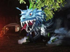 La Leggenda del drago 2013  - Matera